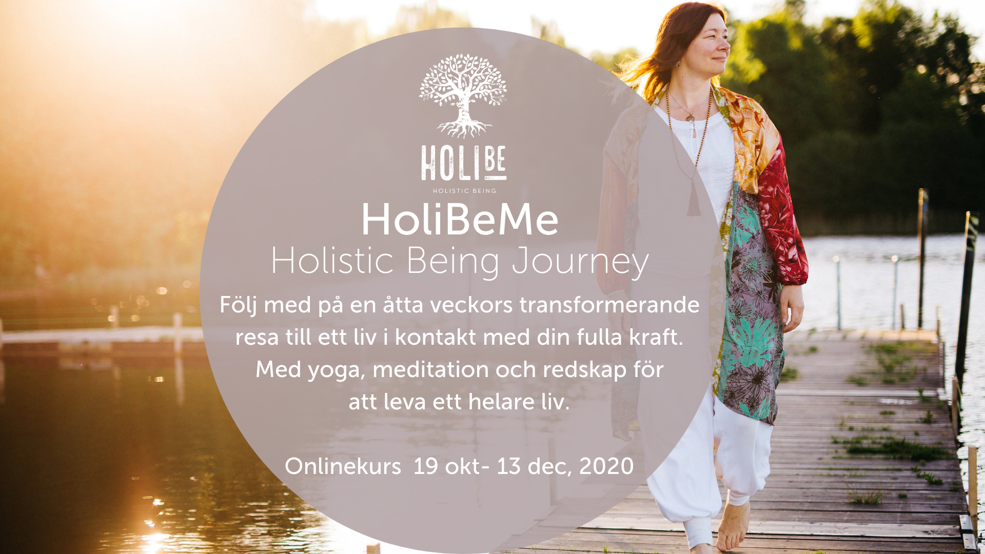 HoliBeMe Holistic Being Journey